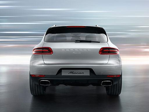 Exklusives Leasingangebot für private Kunden: Porsche Macan